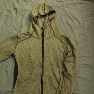 Cozy lululemon jacket - size 6